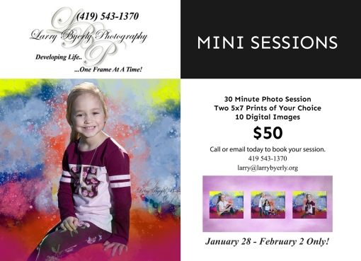 p2 mini-session card - side a - 5x7